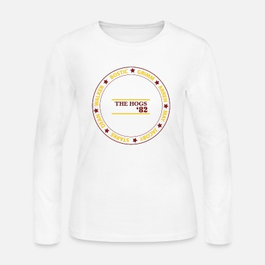 Hog THE HOGS - Women's Long Sleeve Jersey T-Shirt