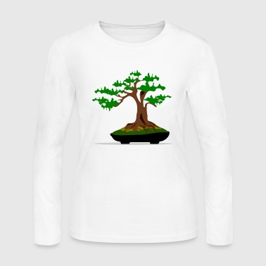 bonsai - Women's Long Sleeve Jersey T-Shirt