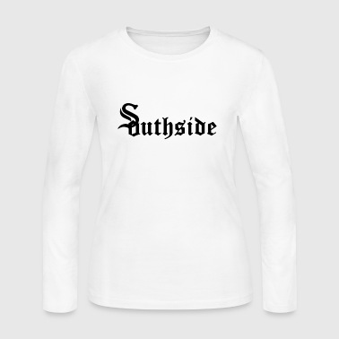 Southside South Side Baseball Chicago - Women's Long Sleeve Jersey T-Shirt