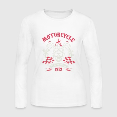 Motocycle Tshirs - Women's Long Sleeve Jersey T-Shirt