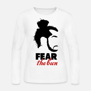 Jordan Fear The Bun Shirt - Women's Long Sleeve Jersey T-Shirt