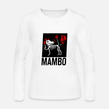 Mambo mambo music - Women's Long Sleeve Jersey T-Shirt