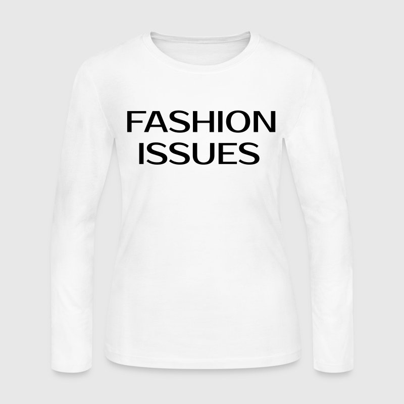 Fashion Issues - Women's Long Sleeve Jersey T-Shirt