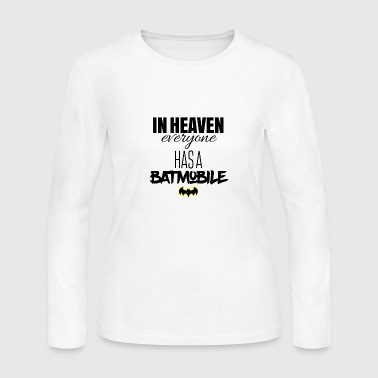 In heaven - Women's Long Sleeve Jersey T-Shirt