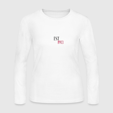 DST1913MUG - Women's Long Sleeve Jersey T-Shirt