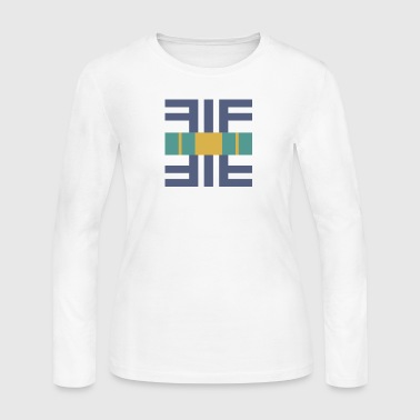 Shape - Women's Long Sleeve Jersey T-Shirt