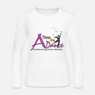 Time Out A Time to Dance - Women's Long Sleeve Jersey T-Shirt