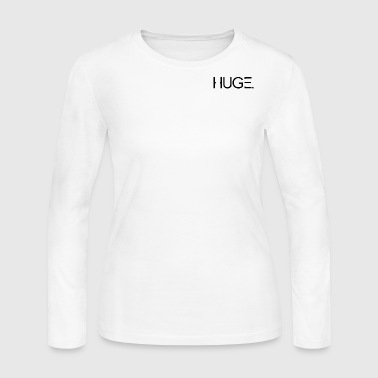HUGE Official - Women's Long Sleeve Jersey T-Shirt