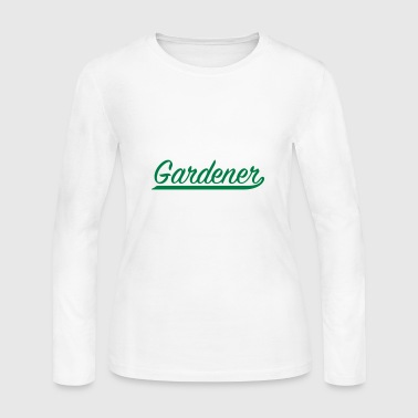 gardener - Women's Long Sleeve Jersey T-Shirt