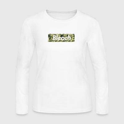 cam0 bleach - Women's Long Sleeve Jersey T-Shirt