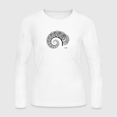 EVOLUTION - Women's Long Sleeve Jersey T-Shirt
