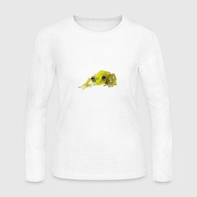 Amphibian, frog - Women's Long Sleeve Jersey T-Shirt