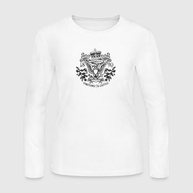 MIDDLE AGE 1890 - Women's Long Sleeve Jersey T-Shirt