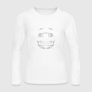 Life begins at 40 1977 The birth of legends - Women's Long Sleeve Jersey T-Shirt