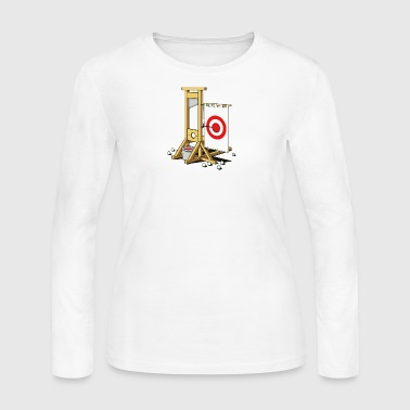Medieval Fairground - Women's Long Sleeve Jersey T-Shirt