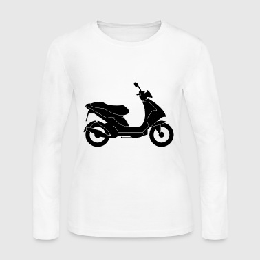 Scooter (dd)++2014 - Women's Long Sleeve Jersey T-Shirt