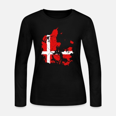 Baltic Sea Denmark Copenhagen gift Baltic danish - Women's Long Sleeve Jersey T-Shirt