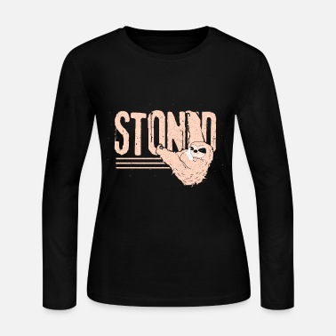 Stoned STONED - Women's Long Sleeve Jersey T-Shirt