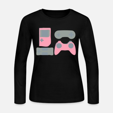 Gaming Collection Gaming Collection - Women's Jersey Longsleeve Shirt