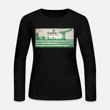 Celtic IMG_0086 - Women's Long Sleeve Jersey T-Shirt