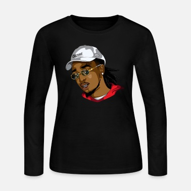 quavo - Women's Long Sleeve Jersey T-Shirt