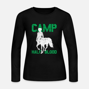 Mythology Centaur human horse Greek Myth Gift - Women's Jersey Longsleeve Shirt