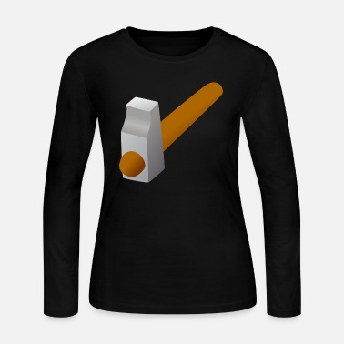 Hammer hammer - Women's Long Sleeve Jersey T-Shirt