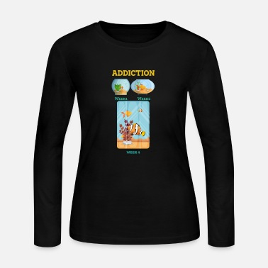 Aquarium Aquarium weeks - Women's Long Sleeve Jersey T-Shirt
