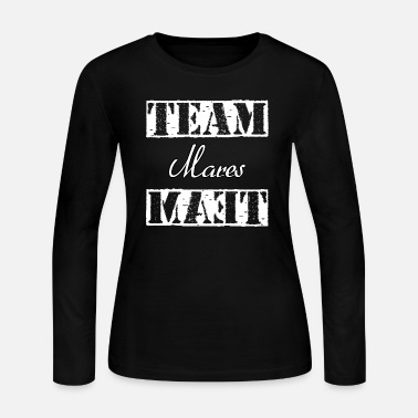 Mare Team Mares - Women's Long Sleeve Jersey T-Shirt