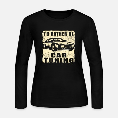 Tuning Tuning - Women's Long Sleeve Jersey T-Shirt