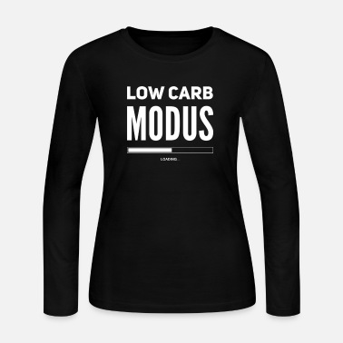 Mode Low Carb Mode Loading - Women's Jersey Longsleeve Shirt