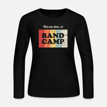 Marching Band Band Camp | Marching Band - Women's Long Sleeve Jersey T-Shirt