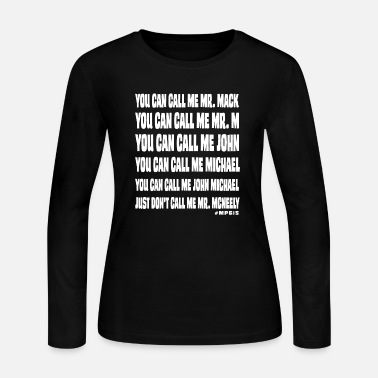 Popular Most Popular Girls You Can Call Women's T-Shirts - Women's Jersey Longsleeve Shirt