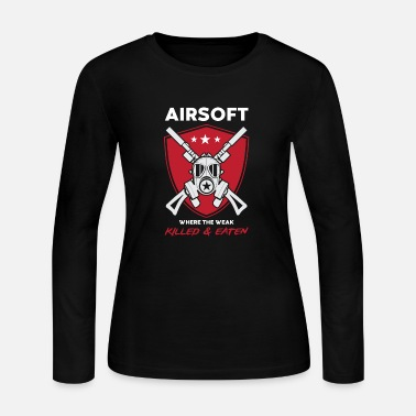 Airsoft Airsoft - Women's Long Sleeve Jersey T-Shirt