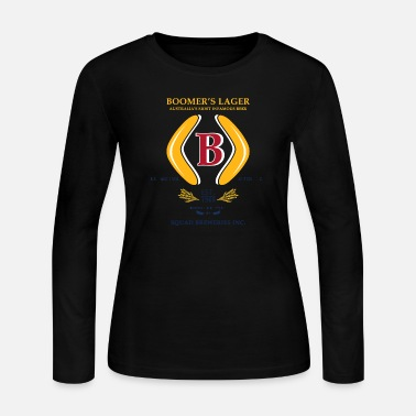 Brewery Boomer s Squad Breweries - Women's Jersey Longsleeve Shirt