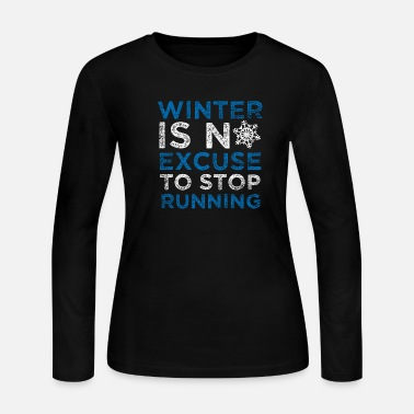 Winter Winter - Women's Jersey Longsleeve Shirt