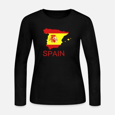 Spain spain - Women's Jersey Longsleeve Shirt