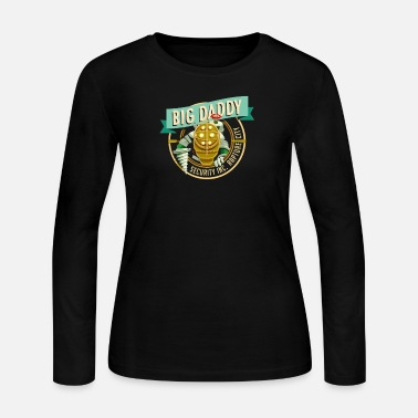 Big Daddy Big daddy - Women's Long Sleeve Jersey T-Shirt