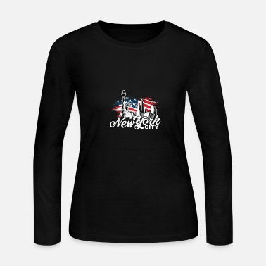 New York City New York City - Women's Jersey Longsleeve Shirt