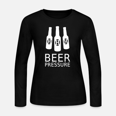 Brewery Beer Quote Funny Brewery Homemade Present - Women's Jersey Longsleeve Shirt