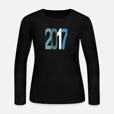 2017 2017 - Women's Long Sleeve Jersey T-Shirt