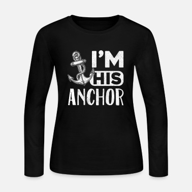 Couples Womens Matching Cruise design For Couples His - Women's Jersey Longsleeve Shirt