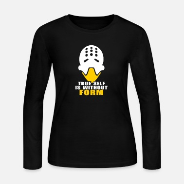 Form zenyatta true form is without form - Women's Long Sleeve Jersey T-Shirt