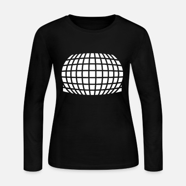 Illusion Optical Illusion Breasts - Women's Jersey Longsleeve Shirt