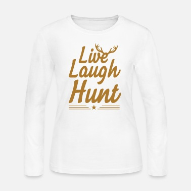 Lough Live lough hunt - Women's Jersey Longsleeve Shirt