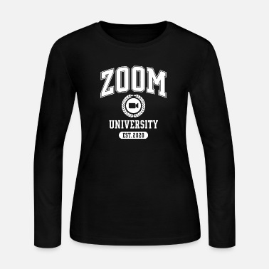 zoom university - Women's Jersey Longsleeve Shirt