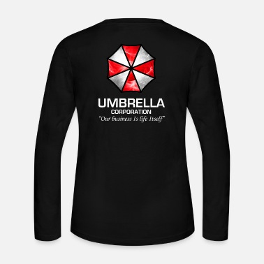 Corporation Umbrella Corporation - Women's Jersey Longsleeve Shirt