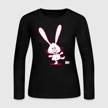 Bunny - Women's Long Sleeve Jersey T-Shirt