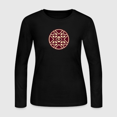 Gate to Hell 2c - Women's Long Sleeve Jersey T-Shirt