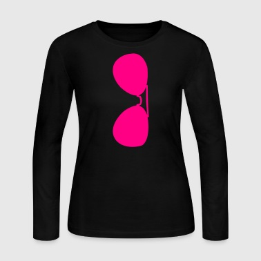 Sunglasses - Women's Long Sleeve Jersey T-Shirt